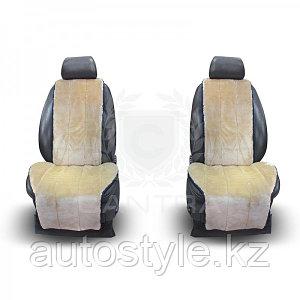Меховые накидки CANTRA на передние сидения