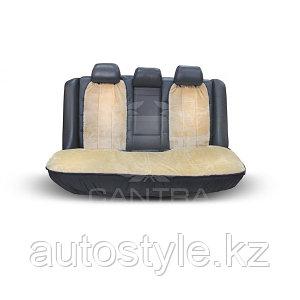 Меховые накидки CANTRA на задние сидения