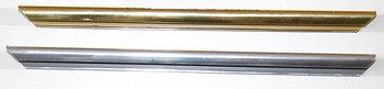 Кайма 8мм серебро