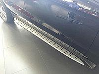 Подножки / пороги для Mercedes Benz GLE, фото 1