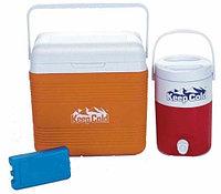 Термобокс для пищевых продуктов 18л + кулер для напитков 3,5л