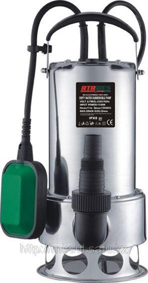 Погружной насос для грязной воды RTM 840