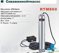 Погружной Насос Для Чистой Воды RTM 860 на 60м.