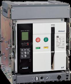 Автоматический воздушный выключатель Metasol AN-10D3-10A M2D2D2BX AC6U0AL RU