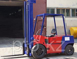 Погрузчик дв1792, 3 тн, дизель, рецикл 2017 г, фото 2