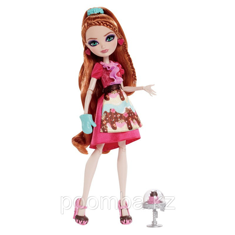 Ever After High Покрытые сахаром - Sugar CoatedХолли О'Хэйр