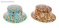 Карнавальная шляпа с тыквами