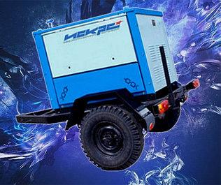 Агрегаты дизельные для сварки в полевых условиях