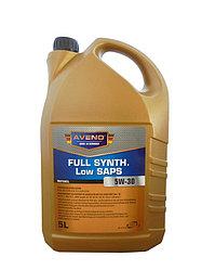 Моторное масло AVENO Full Synth.  Low SAPS 5W-30 5L