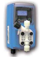 Станция дозирования на основе панели VRH 2001 FP 230VAC, контроль  свободного хлора по редоксу