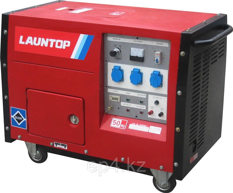 Генератор 5.5 квт закрытый LT6500S