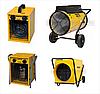 Электрические нагреватели B 15 EPB/EPA