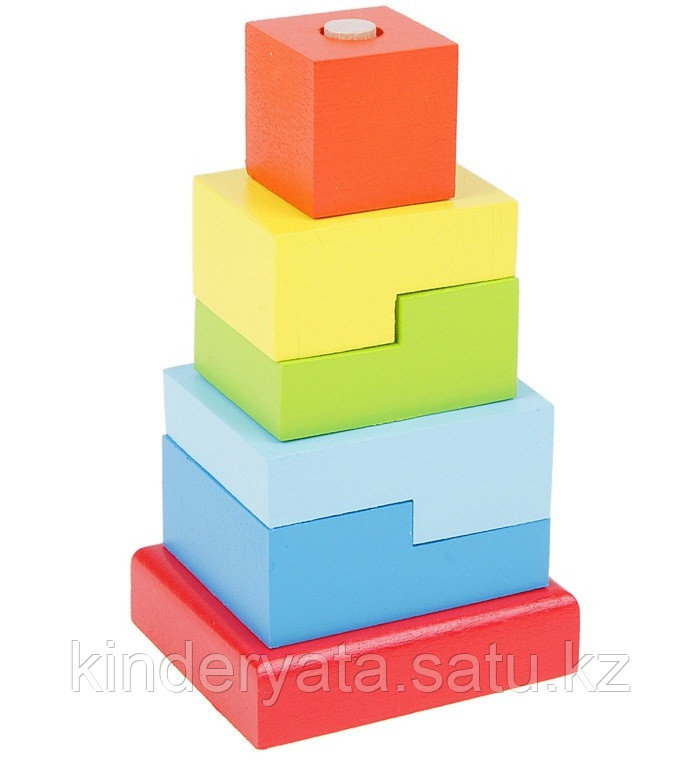 "Пирамидка ""Ступеньки"""