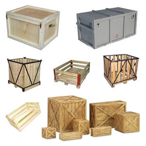 деревянные упаковочные материалы