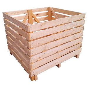 контейнеры деревянные