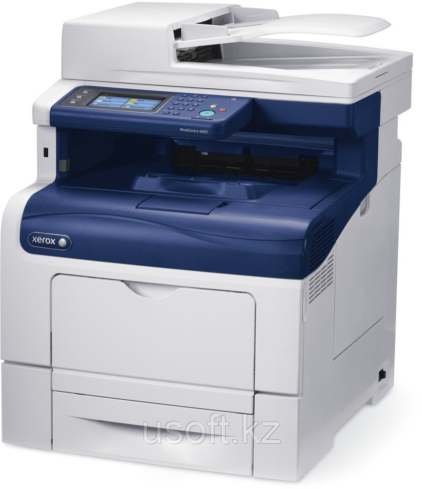 МФУ XEROX WorkCentre Color 6605DN формат А4(6605V_DN)