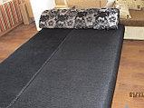 Тахта черная с цветами, фото 5