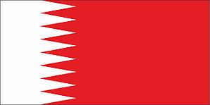 Флаг Бахрейна размер 1 х 2 метра.