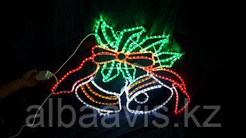 Колокольчики новогодние, колокольчик новогодний, консоли колокольчики, колокола