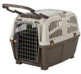 "TRIXIE Транспортировочный бокс ""Skudo 5"" одобренный авиакомпаниями для собак до 35 кг - 59х65х79 см, фото 1"
