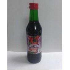 Сироп из ягод Годжи с экстрактом стевии на фруктозе 250мл