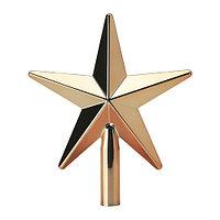 ВИНТЕР 2015 Наконечник-звезда, золотой