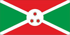 Флаг Бурунди размер 1 х 2 метра.