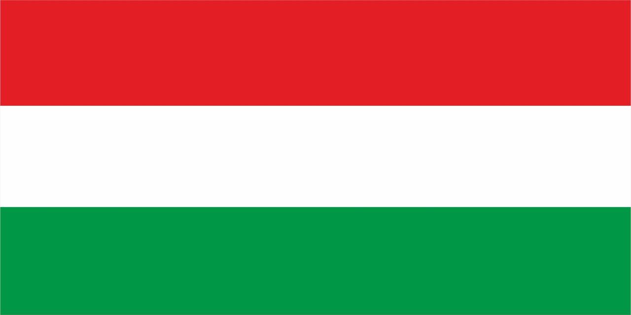 Флаг Венгрии размер 1 х 2 метра.