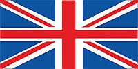 Флаг Великобритании размер 1 х 2 метра.