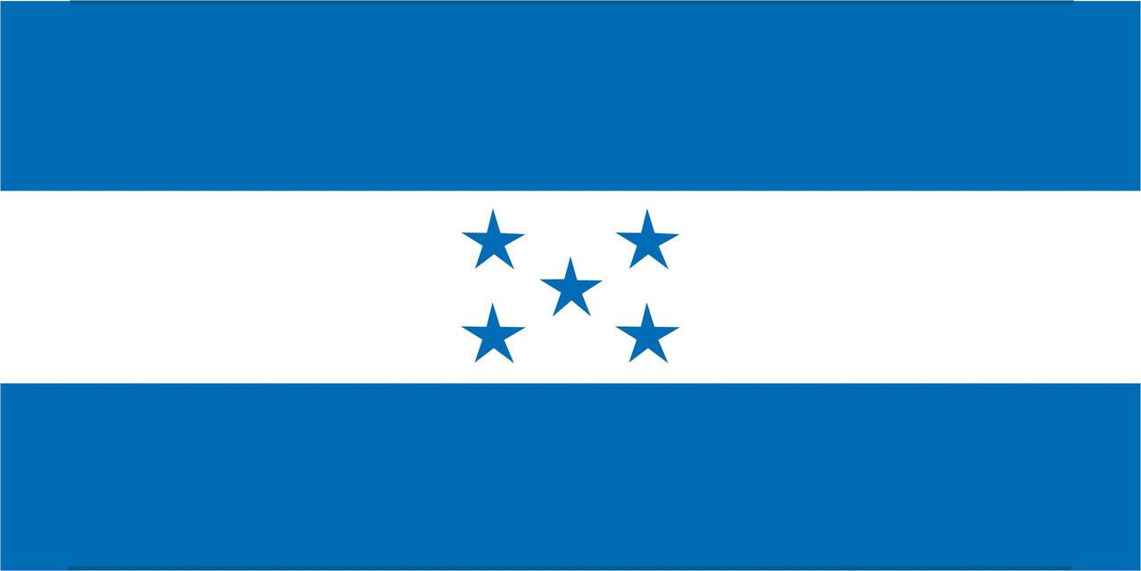 Флаг Гондураса размер 1 х 2 метра.