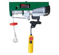 Электрический тельфер RTM480A-1300W-800кг