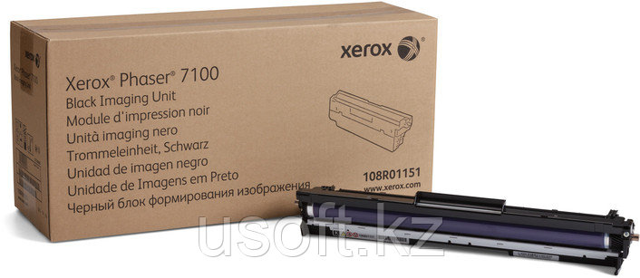 PC 7100 ФОТОБАРАН Black (24К) (108R01151)