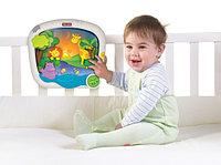 Музыкальная развивающая игрушка на кроватку «День и ночь»