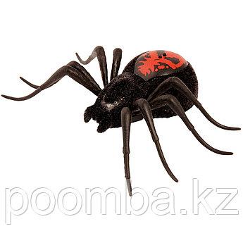 Интерактивный паук Wild Pets (свет, движение), черный