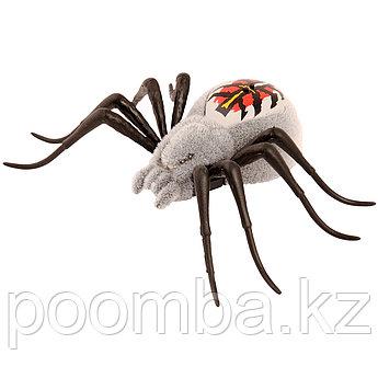 Интерактивный паук Wild Pets (свет, движение), серый