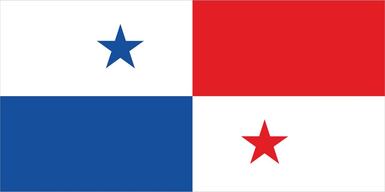 Флаг Панамы 1 х 2 метра.