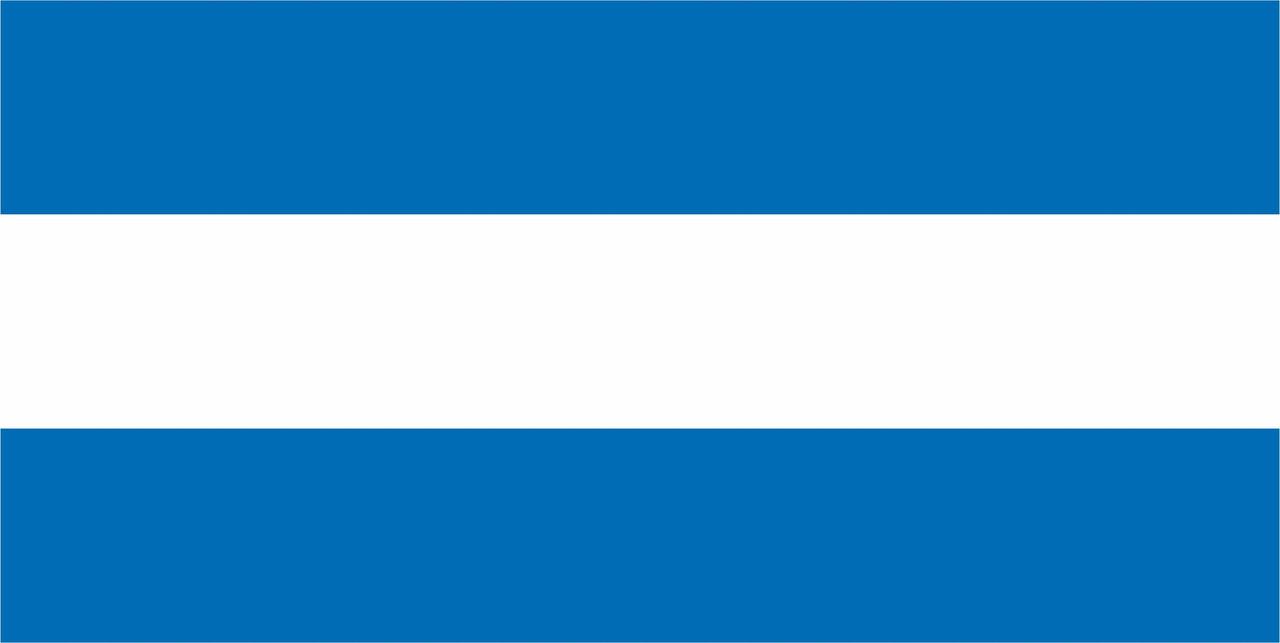 Флаг Сальвадора 1 х 2 метра.