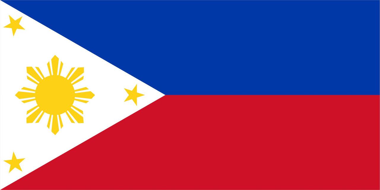 Флаг Филиппин 1 х 2 метра.