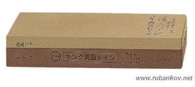 Брусок абр, яп, комб, 1000/6000, 207*66*36мм, King