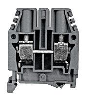 Клемма CBC.2, 0.2-4 мм.кв. на рейку DIN