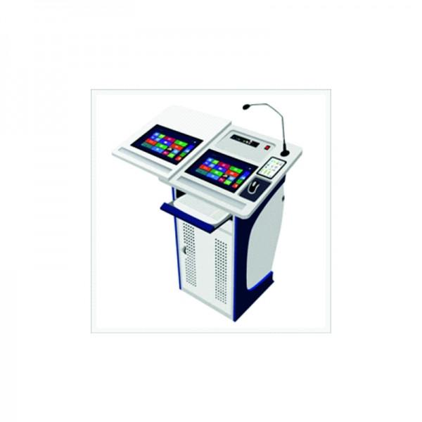 Мультимедийный цифровой подиум PK-220D Podium (Stand Dual)