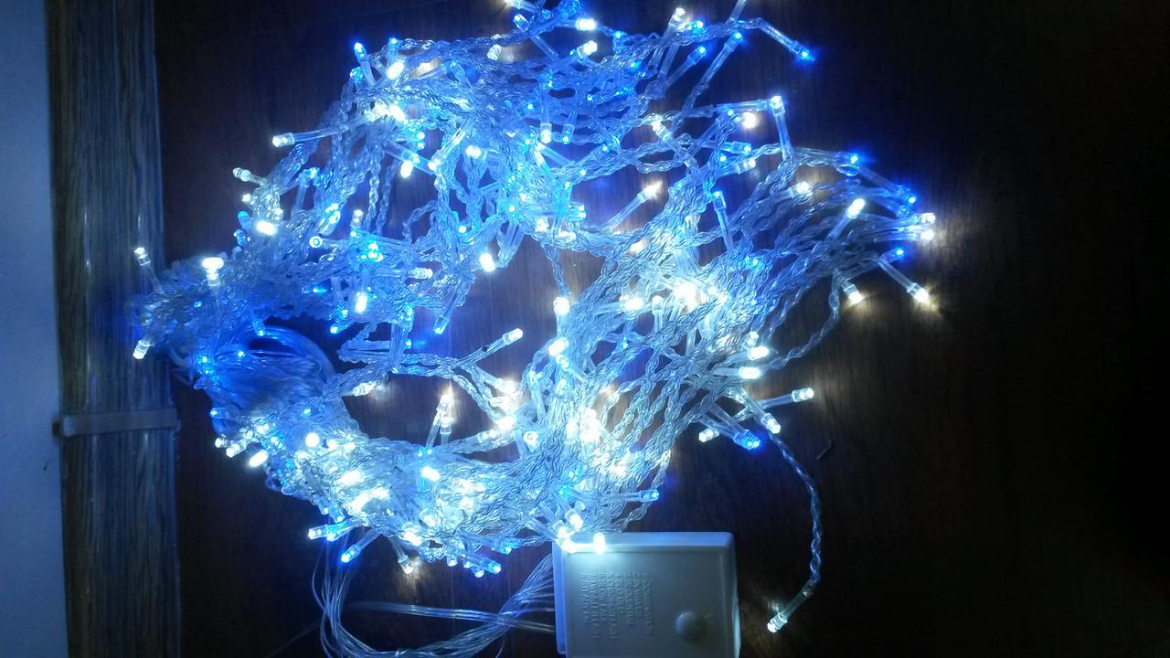 Новогодние светодиодные гирлянды для оформления