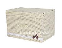 Органайзер (4) для хранения вещей 25* 24* 39 см, коробка для хранения