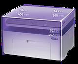 МФУ XEROX WorkCentre 3025BI формат А4(3025V_BI), фото 2