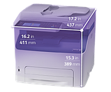 МФУ XEROX WorkCentre Color 6027NI формат А4(6027V_NI), фото 3