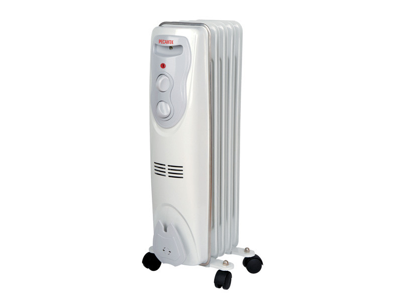 Масляный радиатор ОМ-5Н (1 кВт)