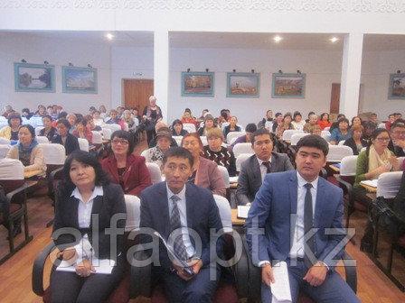 В Актобе  обсудили ресурсосберегающие технологии