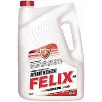 Антифриз Felix зеленый, красный, 10л