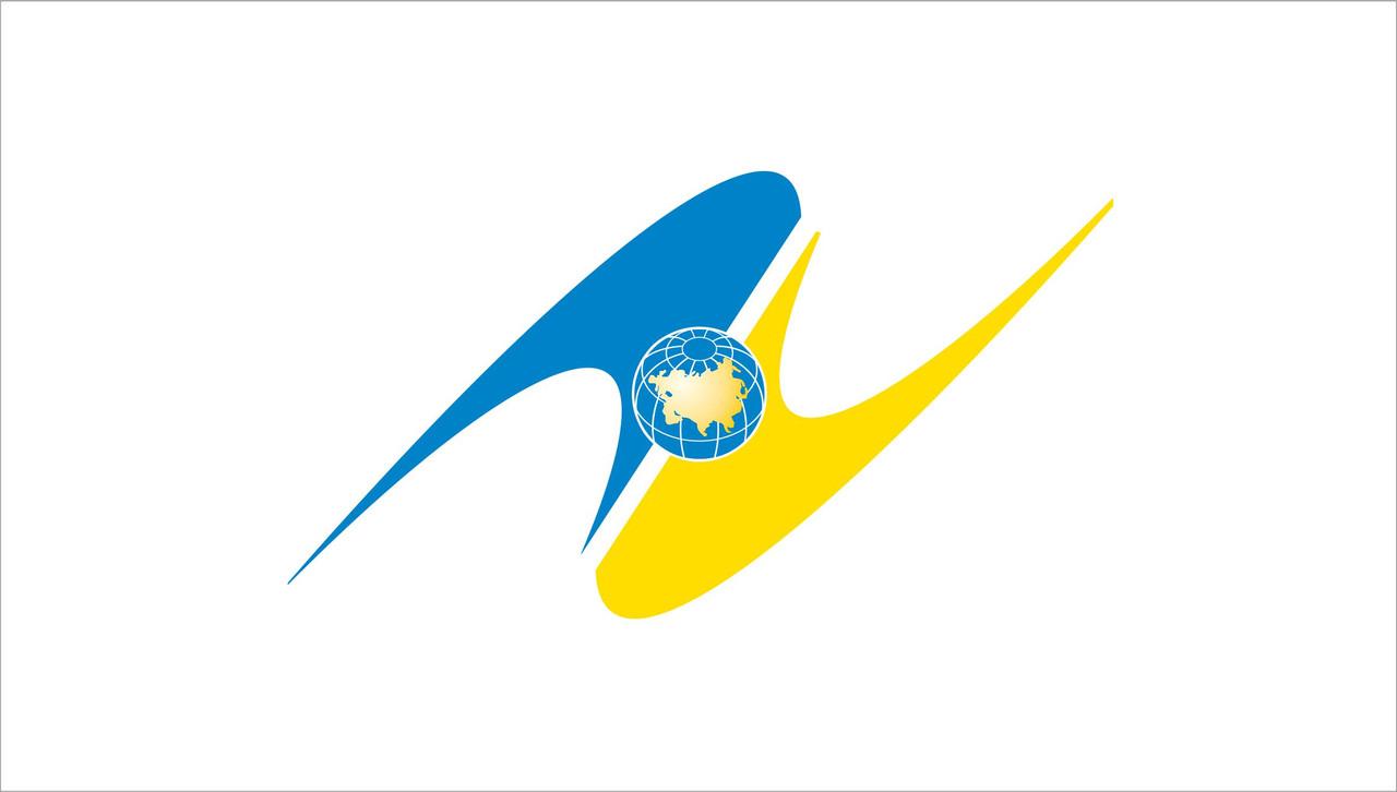 Флаг ЕврАзЭС. Евразийское экономическое сообщество