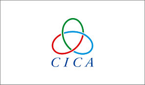 Флаг СВМДА. Совещание по взаимодействию и мерам доверия в Азии.